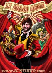 Le Grand Cirque by soyivang