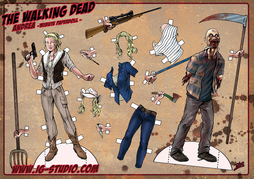 the walking dead an individual paper Read this essay on walking dead ideology come browse our large digital warehouse of free sample essays get the knowledge you need in order to pass your classes and.