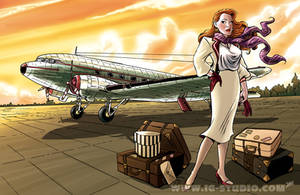 Baggage by soyivang