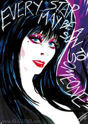 Carl Sagan Reach the Stars - Elvira by soyivang