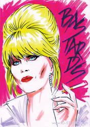 Patsy Stone says