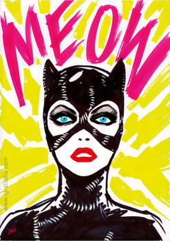 Catwoman Says