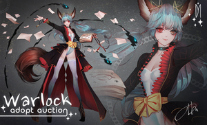 [CLOSED] Adopt Auction - Warlock