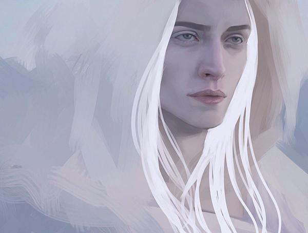 Silmaril (humanization) by CK0T