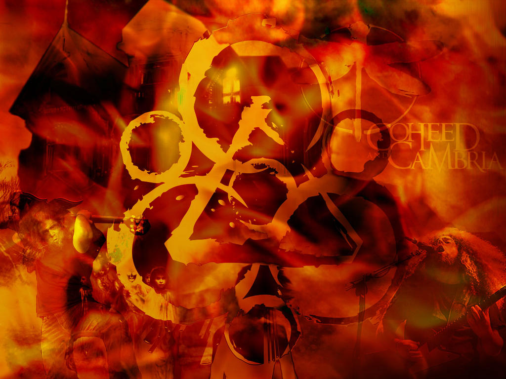 Coheed And Cambria Dragonfly Wallpaper