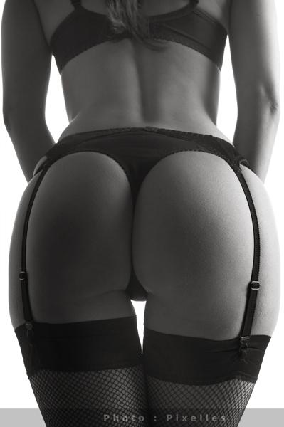 I love lingerie by Pixelles