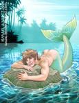 Stan the Merman by ismaelalvarez