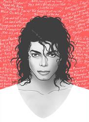 Tribute to THE KING OF POP by ismaelalvarez