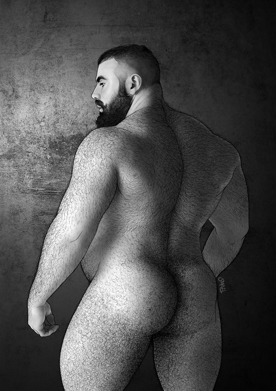 Hot bottom boy