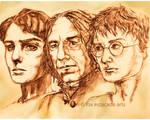 Three Lost Boys of Hogwarts