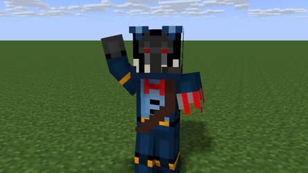 My First Mine-Imator Rig! (Very Basic Though) by EoinMcVelociraptorMC