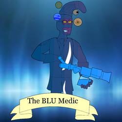 The BLU Medic by EoinMcVelociraptorMC