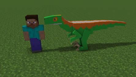 Jurassic Park Raptor Rig by EoinMcVelociraptorMC