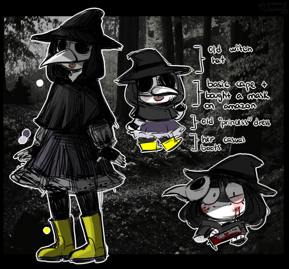 South Park - Halloween costume by creamybunnyy on DeviantArt