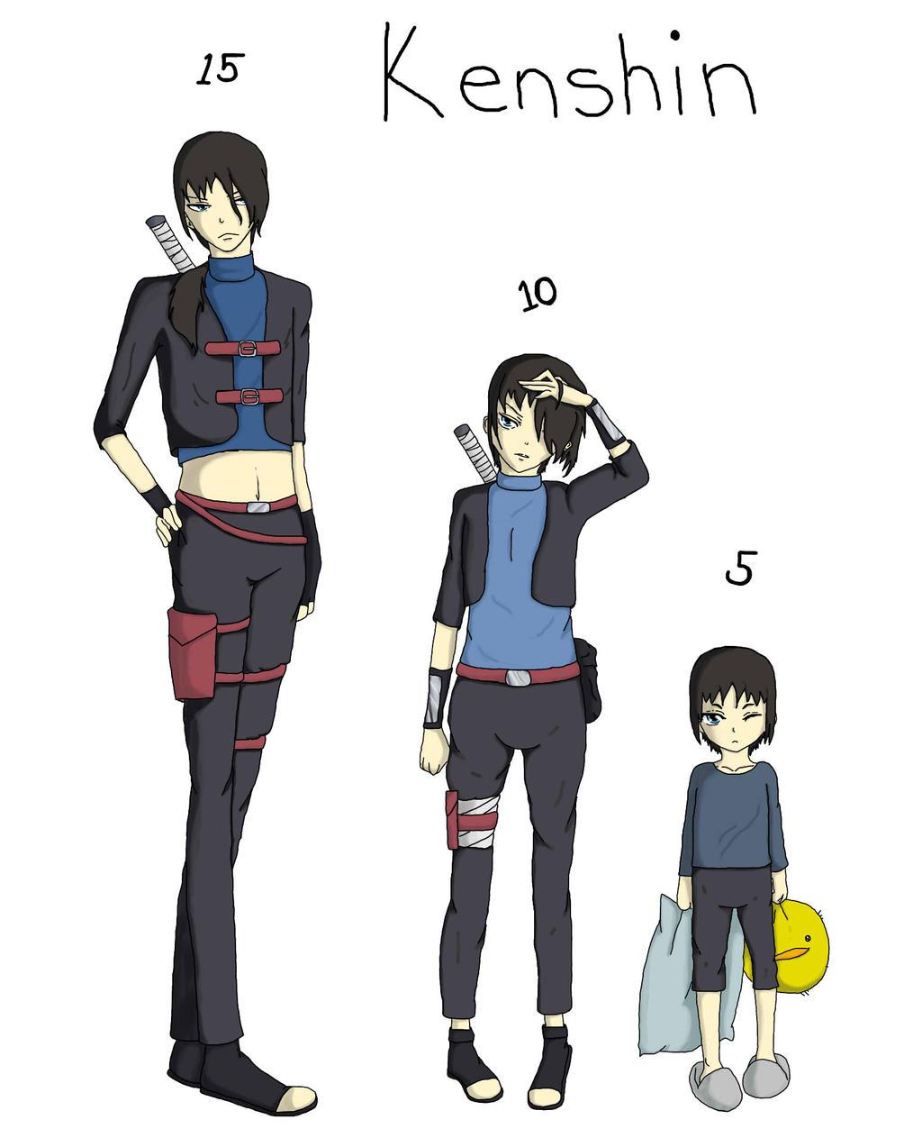 Next Gen Naruto OC By Drageach13 On DeviantArt