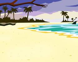 Gloom Beach by Shadow-People