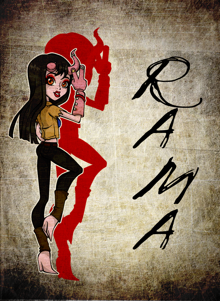 Rama by Shadow-People