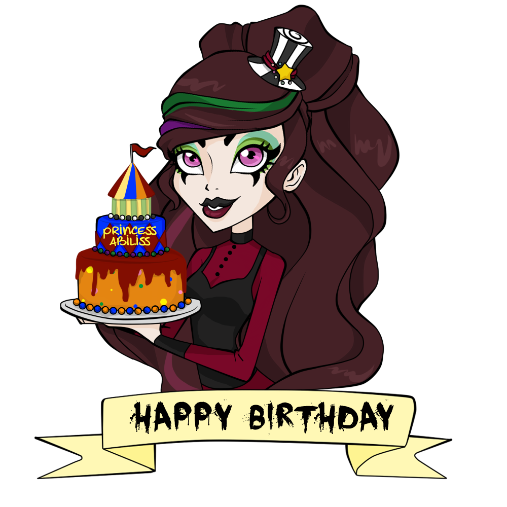 Happy Birthday by Shadow-People