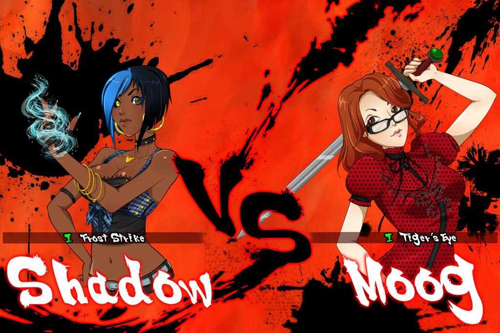 Shadow VS Moog by Shadow-People