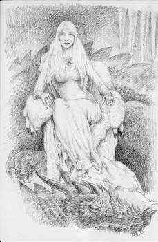 Pale Woman