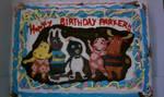 Backyardigans Chocolate Cake Decorative by Batalha-Enterprises