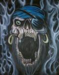 Blackbeard back from the Grave by Batalha-Enterprises