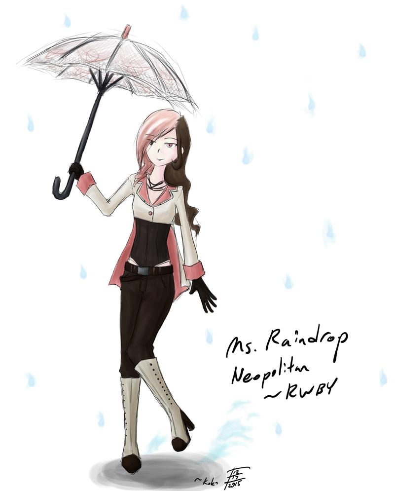 Neo Raindrop by kokost