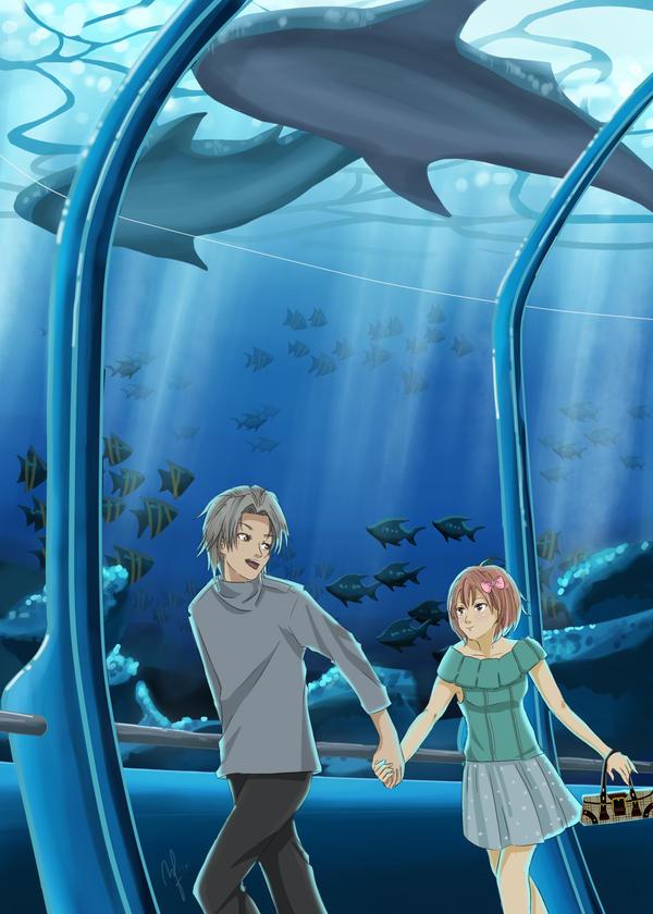 Aquarium (TMGS Doujinshi) by faerhann