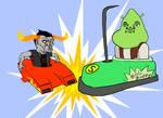 Shrek 5: Bumper Trolls