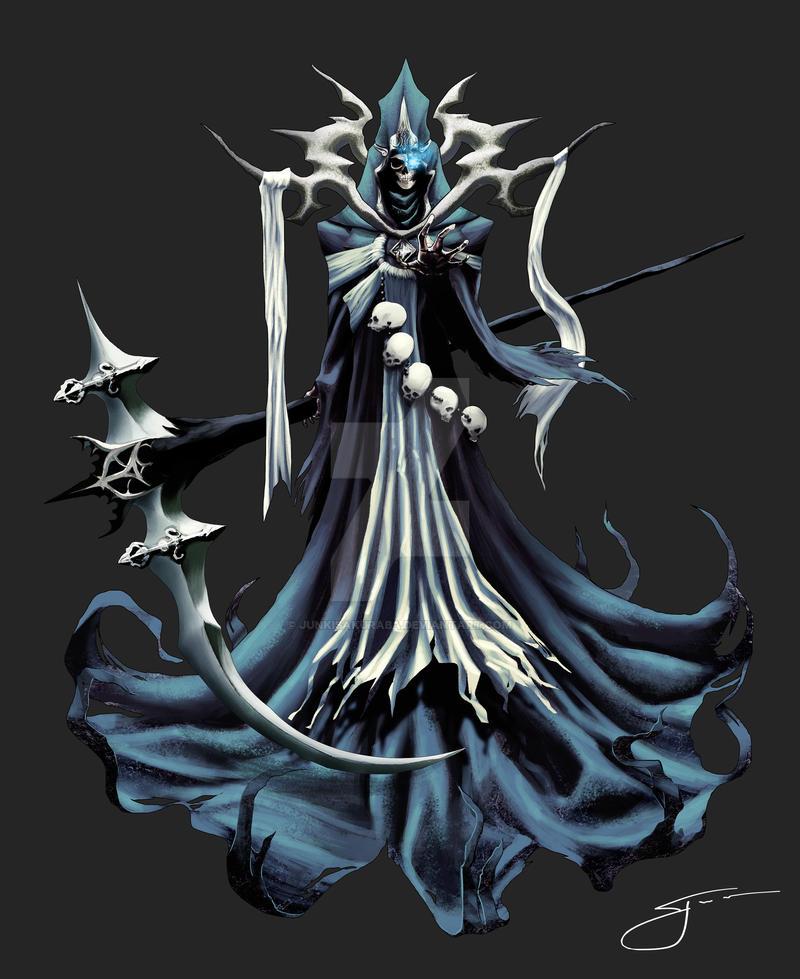 Death Castlevania Umbra Of Sorrow By Junkisakuraba On