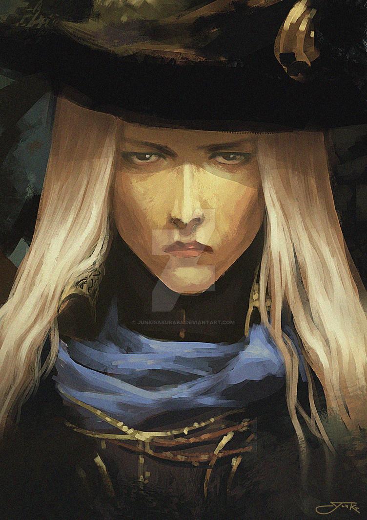 Vampire Hunter D by junkisakuraba