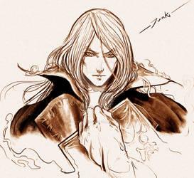 Castlevania Juste Belmont Sketch