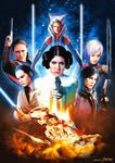 Star Wars Jedicon Art Contest 2018