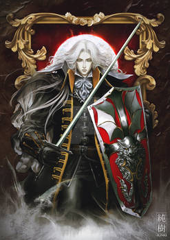 Alucard - Castlevania Symphony of the Night