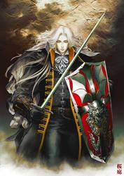Alucard - Castlevania Symphony of the Night