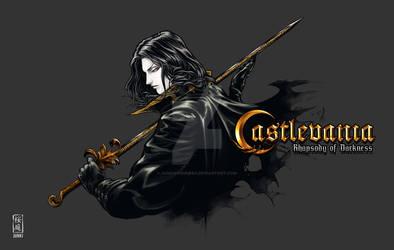 Louis Cercel - Castlevania Rhapsody of Darkness