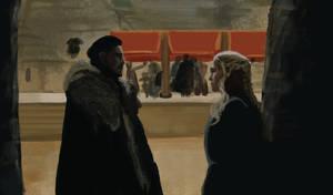 Game of Thrones Speed Painting by Siwerski