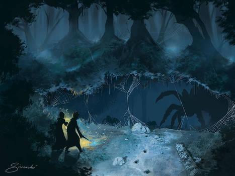 Aragog's Lair