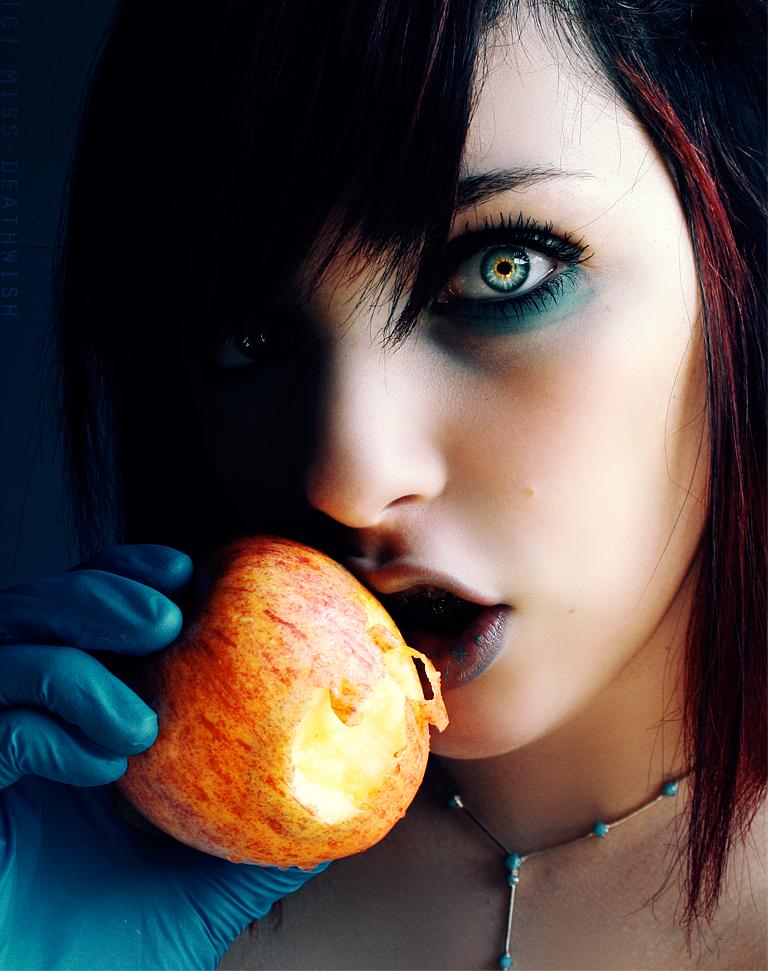 forbidden fruit I by bailey--elizabeth