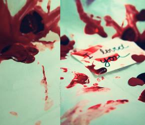 my bloody valentine by bailey--elizabeth