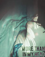 more than in my head by bailey--elizabeth