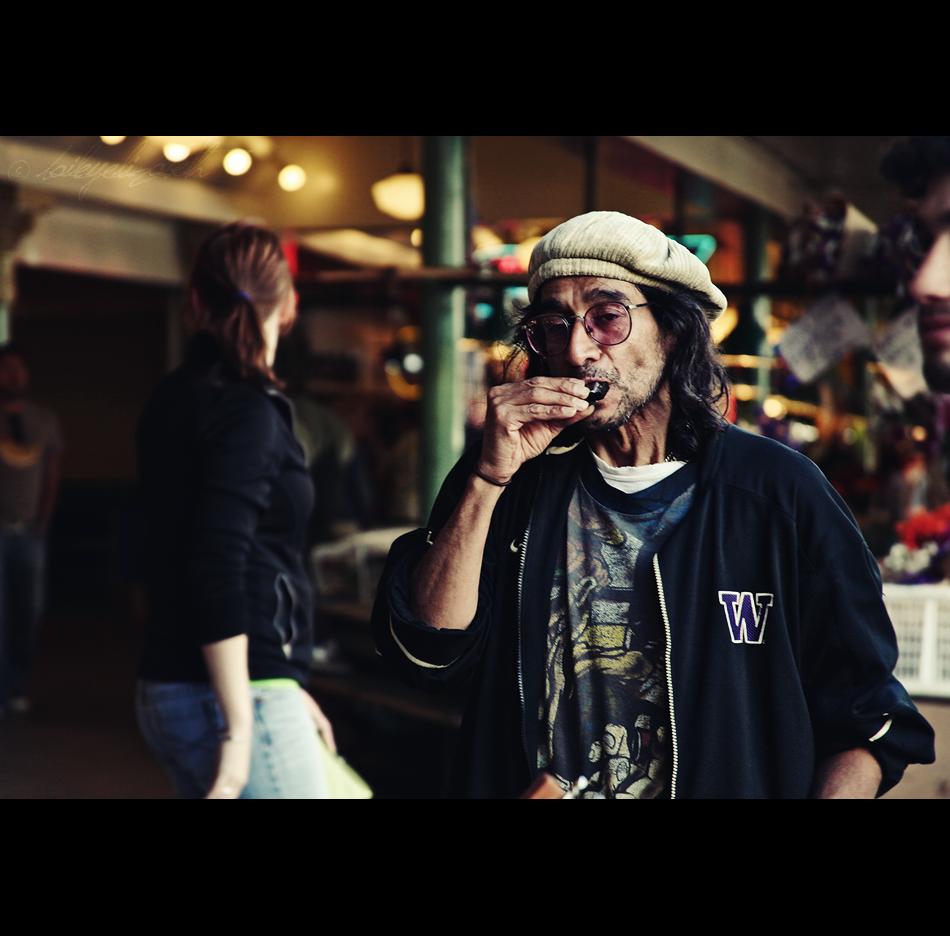 harmonica man by bailey--elizabeth