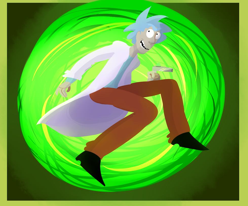 Rick by SeriousSillyness