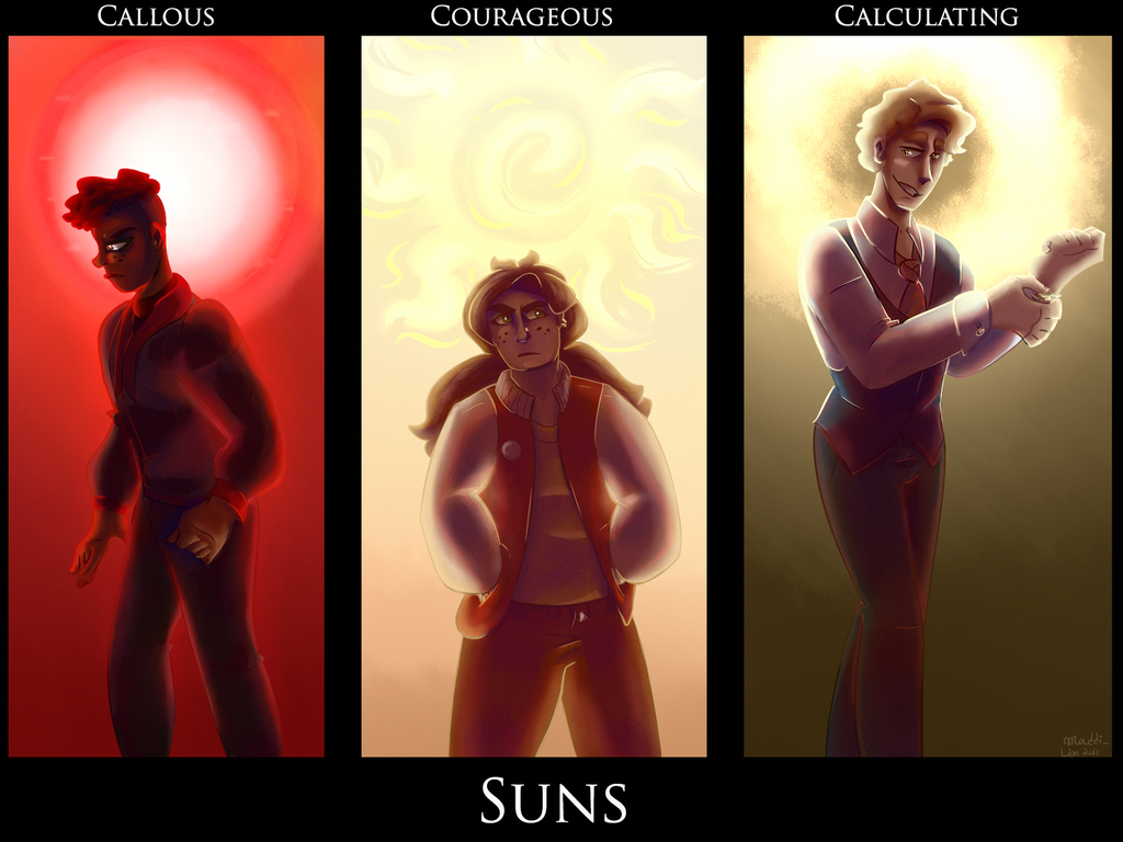 Don't Forget The Sun by SeriousSillyness