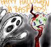 Spooky, I Know. by SWJG