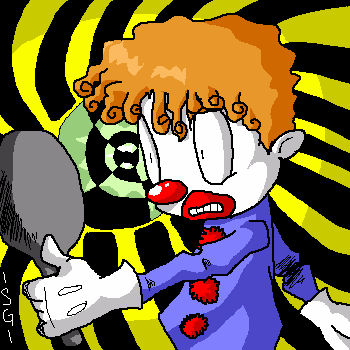Clowns Are Scary by SWJG