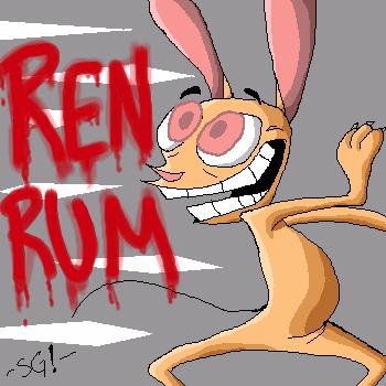 Ren Rum by SWJG