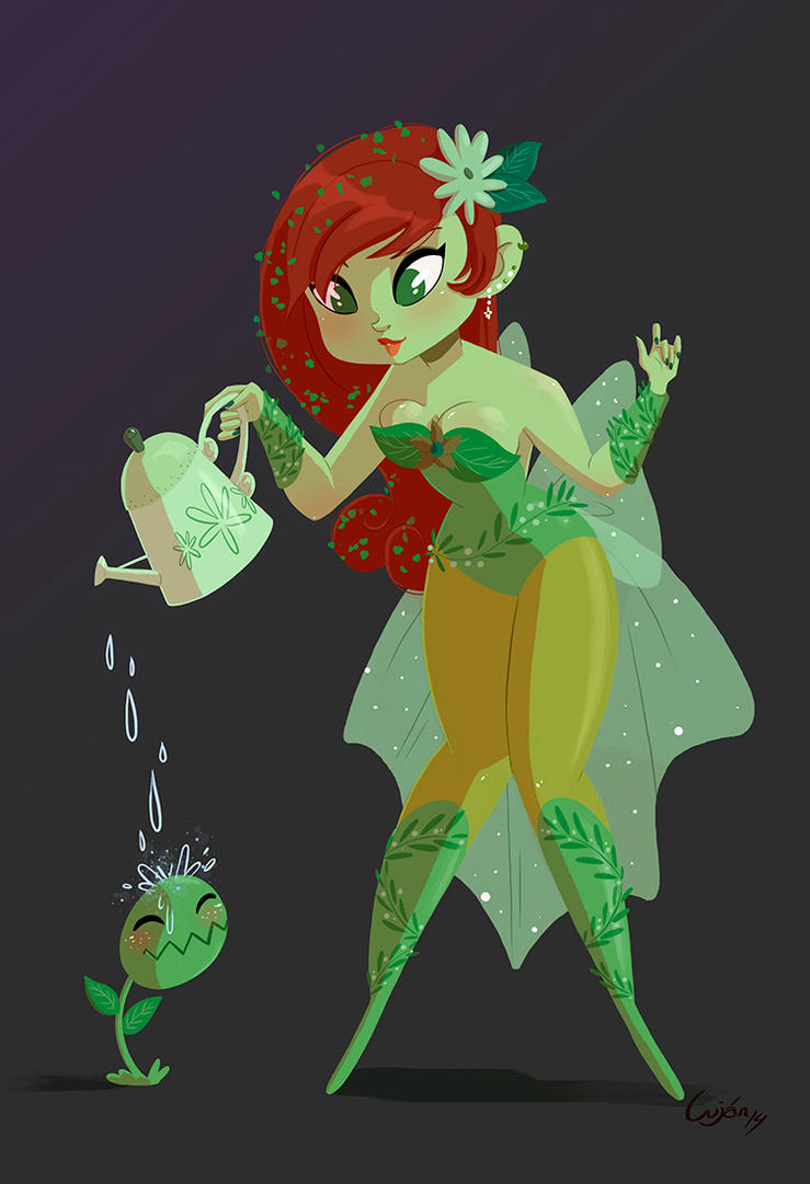 Poison Ivy by lujus