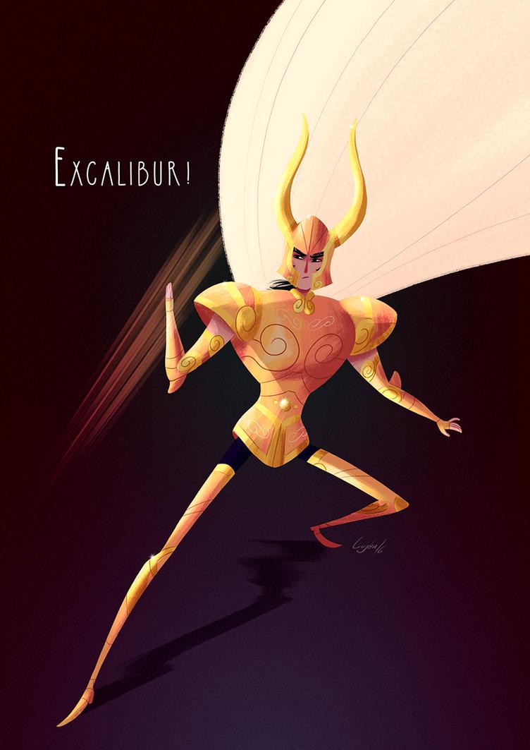 Capricorn Shura by lujus