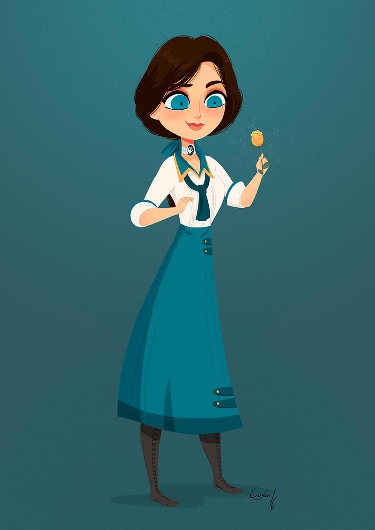 Elizabeth by lujus